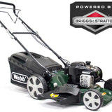 Petrol Lawnmower Webb R18HW