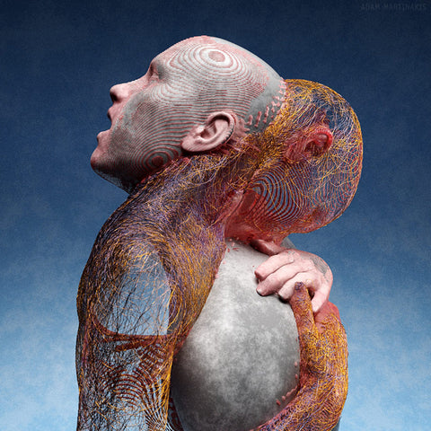 Adam Martinakis - Untitled - Unique Piece