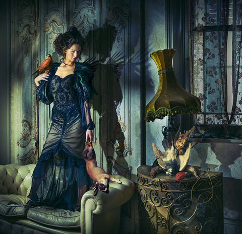 Miss Aniela - Trussed Trophies - Lim.ed 1/10