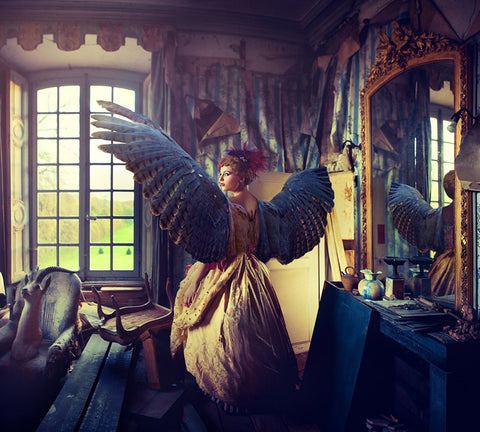 Miss Aniela - Girl of Pray - AP 1/2