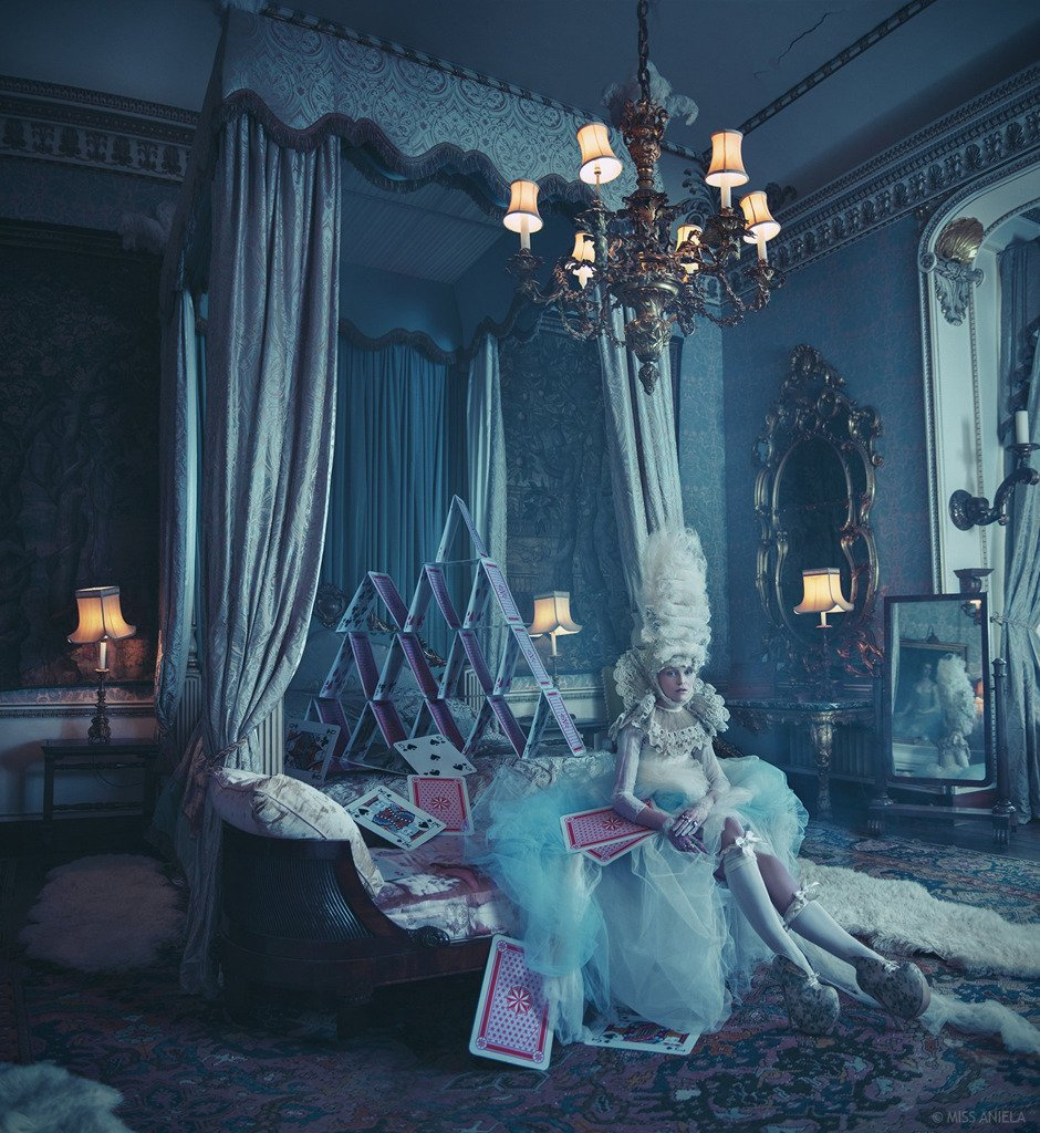 Miss Aniela - Pokerface Lim. Ed. 5/5