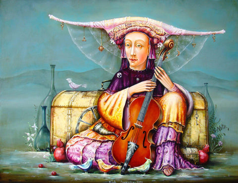 Nick Japaridze - The Musician