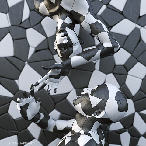 Adam Martinakis - The Puzzle Approach - Limited Edition