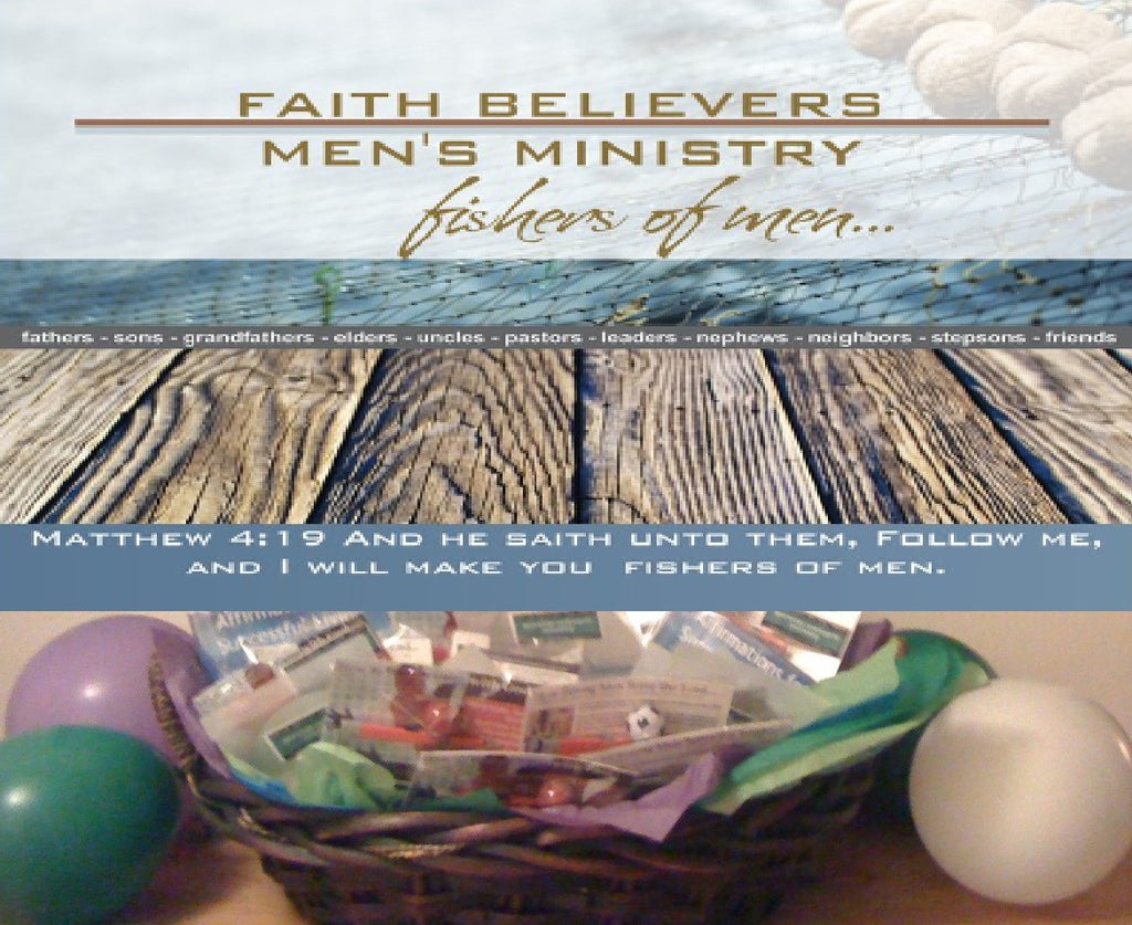 Men's Conference Outreach Ministry Package - Fisher's of Men