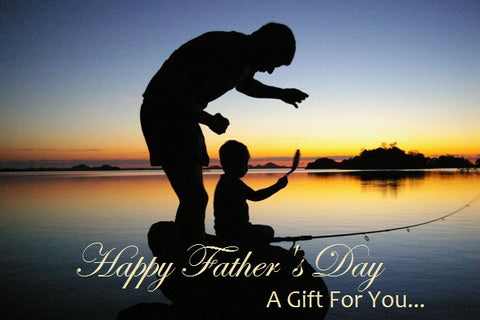 Gift Card - Father's Day (Fishing)