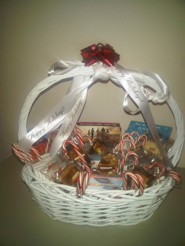 Holiday Church Gift Package for Christmas - Custom Made & Various Sizes (Sample Shown)