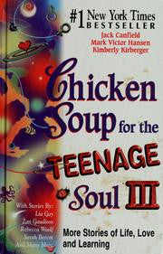 Great Book for Grads: Chicken Soup for the Teenage Soul III