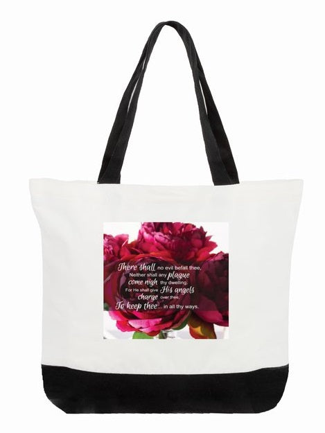Mother's Day - Best Bible Christian Gift Bag Psalm 91