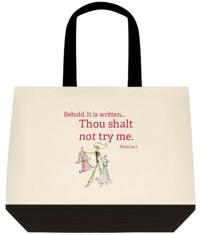 Best Mom Bag - Best LOL Gift for Mom Behold 24:7