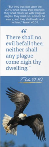 Psalm 91 Bookmark - Eagle