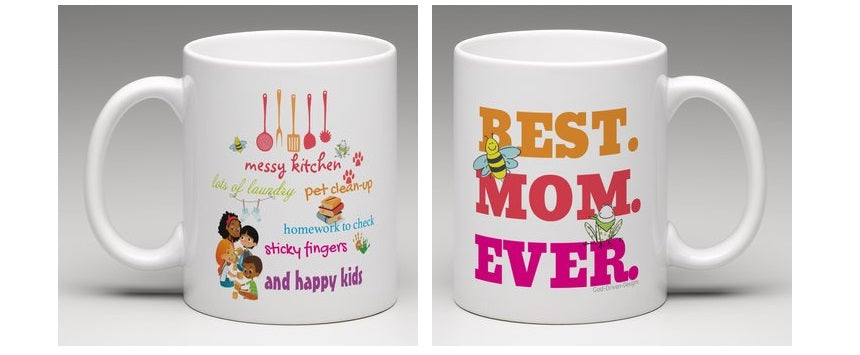 Best Mom Ever Best Mom Mug