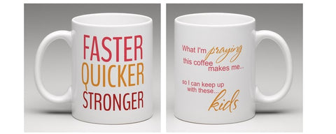 A Mother's Prayer Best Mom Mug