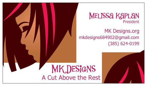 Order Business Cards - Hair Stylist