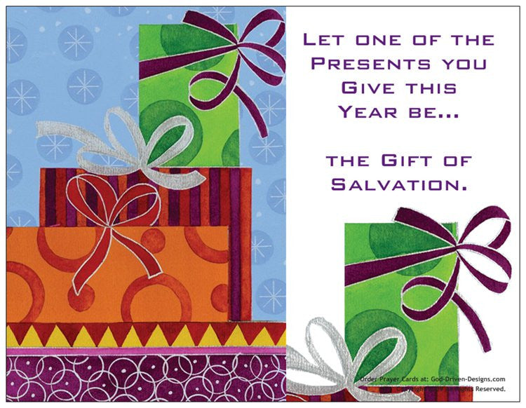 Christmas Prayer Cards