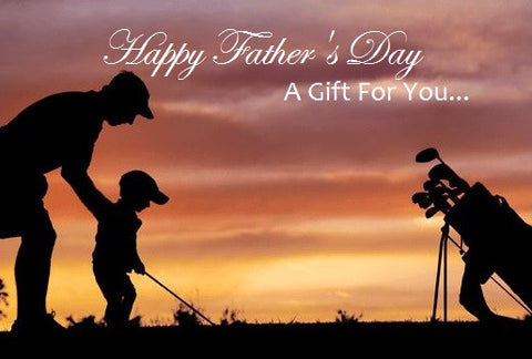 Gift Card - Father's Day (Golf)