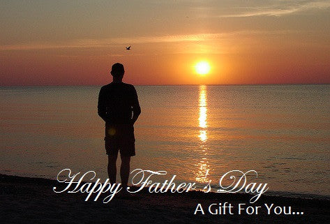 Gift Card - Father's Day (Dad Silhouette)