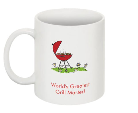 Got the Best Grill Master? Favorite Father's Day Mug
