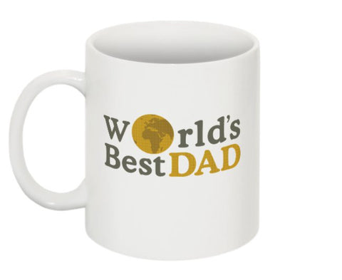Amazing Dad? Get a Father's Day World's Greatest Dad Mug