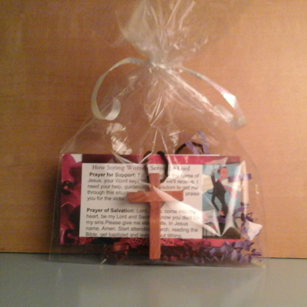 Conference Event Gift Bag Women's Christian Party Favor