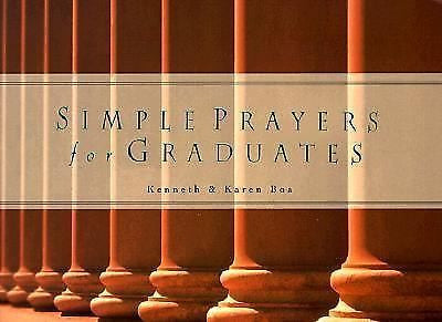 Book: Simple Prayers for Graduates