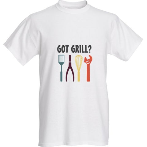 A Favorite Father's Day T-Shirt: Got Grill?