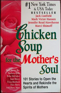 Great Gifts for Mom: Chicken Soup for the Mother's Soul