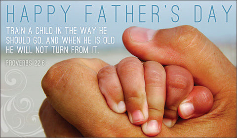 Gift Card - Father's Day (Train a Child)