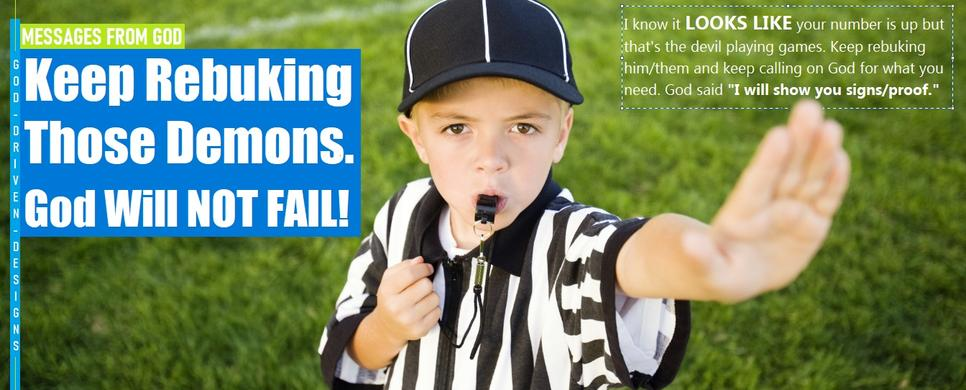 God is doing a new thing. And, He might surprise you. Have faith and BELIEVE!