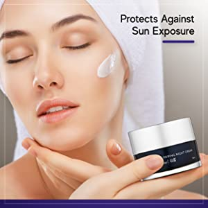 Protects against sun exposure