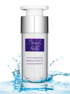 Beverly hills youth restore miracle effects serum and primer