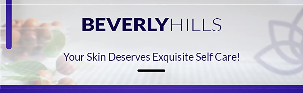 Beverly Hills. Your skin deserves exquisite self care!
