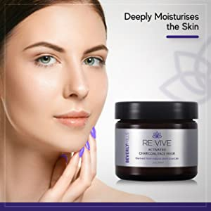 Deeply moisturizes the skin