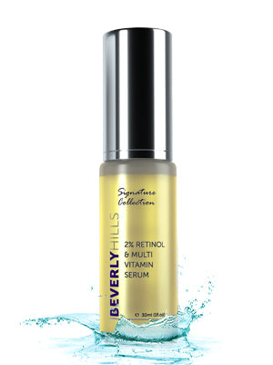 anti ageing 2% retinol multi-vitamin serum. The gold-standard in anti-ageing solutions.