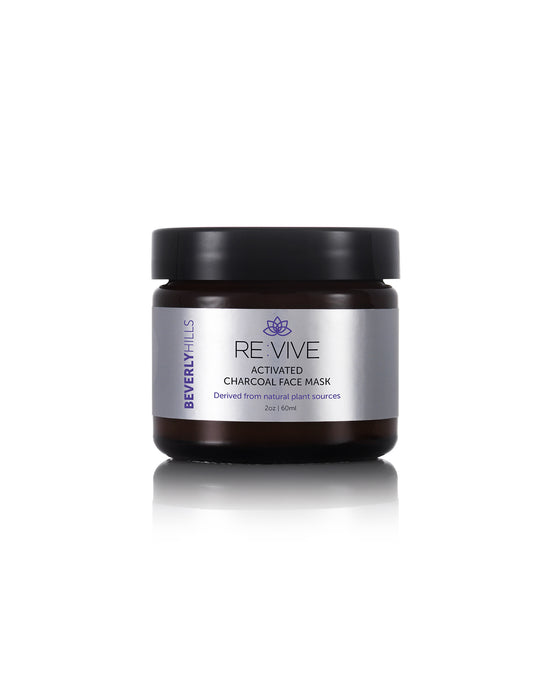 Beverly Hills Revive Activated Charcoal Cleansing Mud Mask | 2fl oz / 60ml