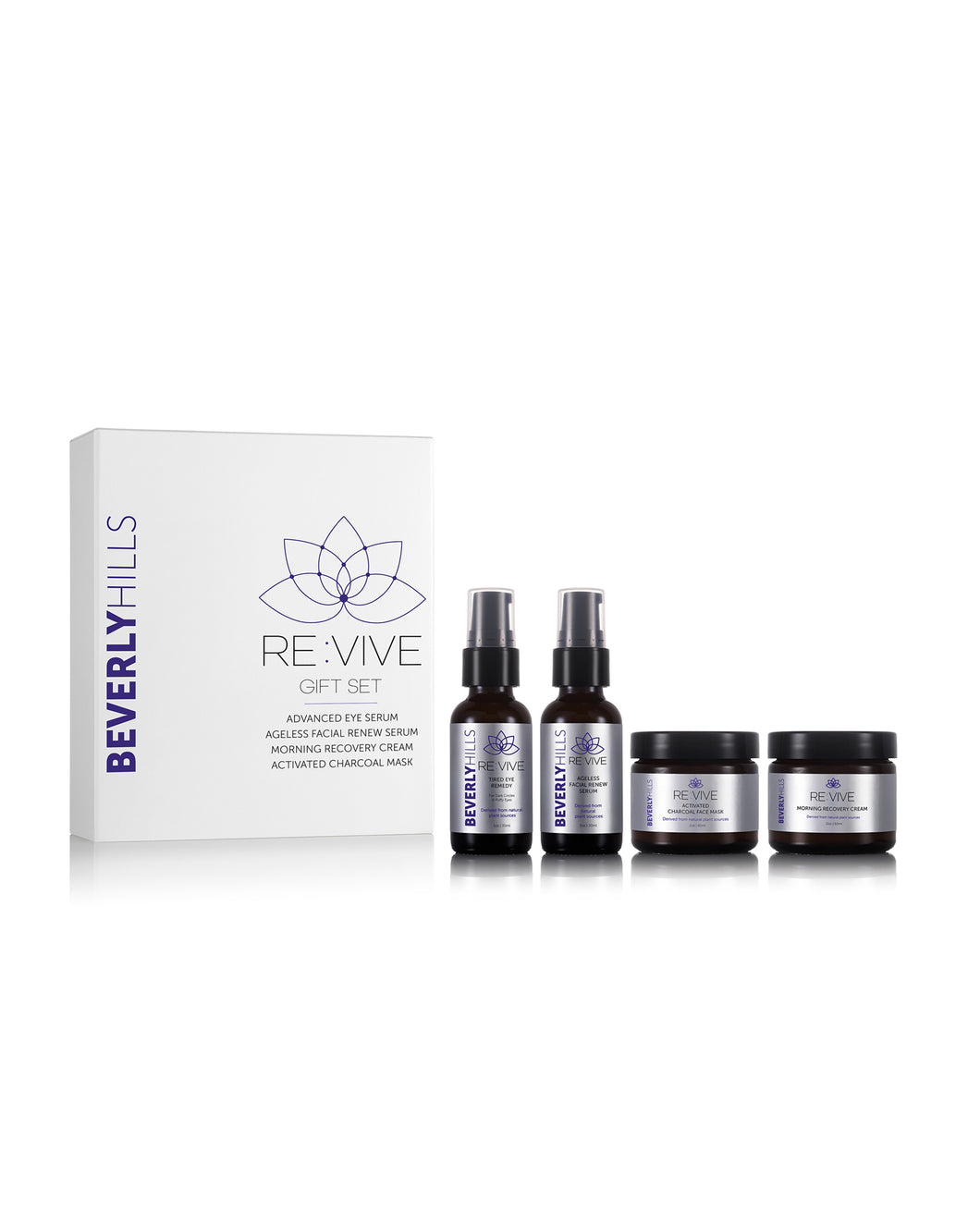 Beverly Hills Revive Gift Set - MD3 Advanced Skin Care