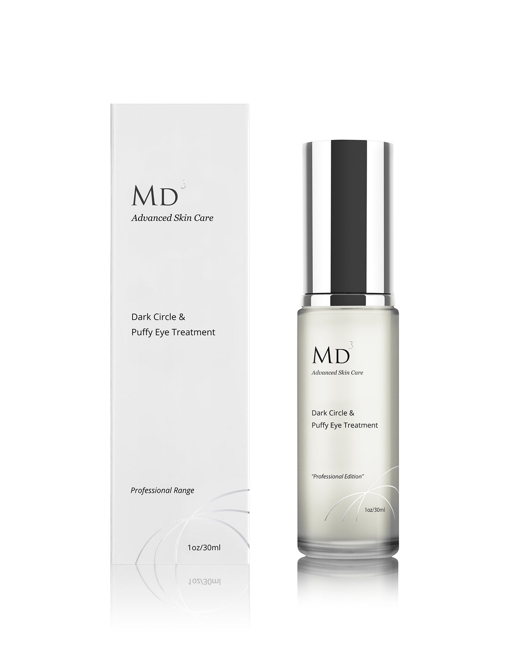 MD3 DARK CIRCLE & PUFFY EYE TREATMENT - MD3 Advanced Skin Care