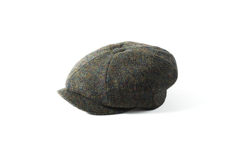 Failsworth Carloway Green - Peaky Blinders Cap