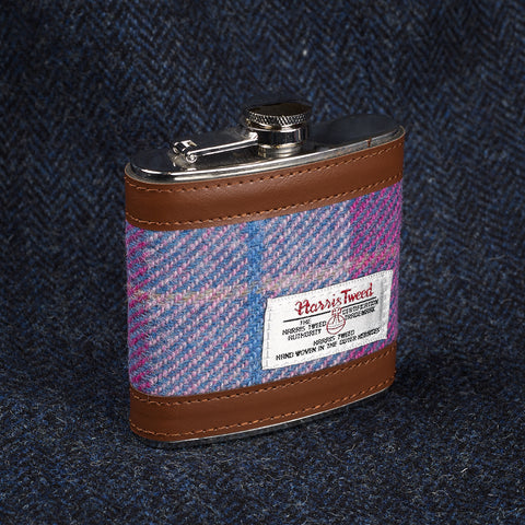 Harris Tweed - Blue/Purple