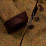 Harris Tweed Grace - Gold Checked