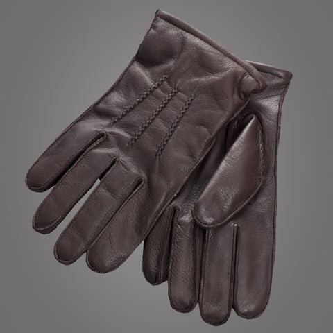 Failsworth Skinnhandskar - Dark Brown
