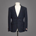 Harris Tweed Lightweight - Blue