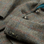 Harris Tweed Sandy - Light Green