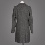 Harris Tweed Lilly - Grey Herringbone