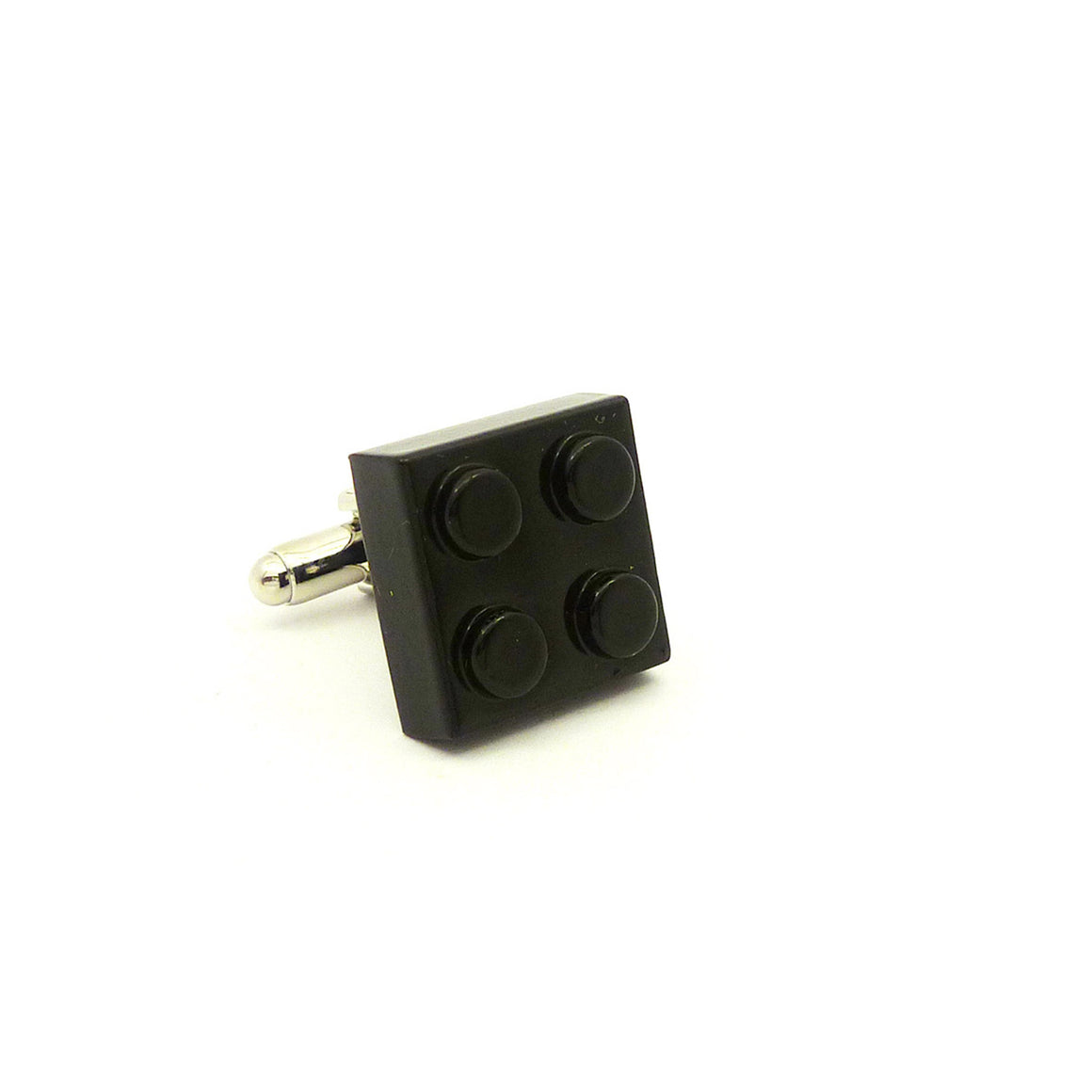 Wild Links - Black Square Brick Cufflinks