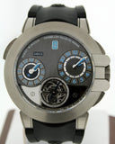Harry Winston Project Z5 Tourbillon World Time 400-MATTZ45ZC-WA
