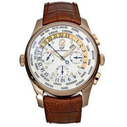 Girard Perregaux F.T.C World Time Chronograph 49805-52-151-BACA Pre-owned