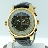 Girard Perregaux World Timer 4980 Pre-owned