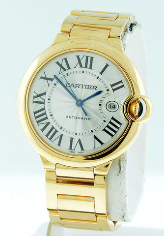 Cartier Ballon Bleu Men's W69005Z2 Pre-owned