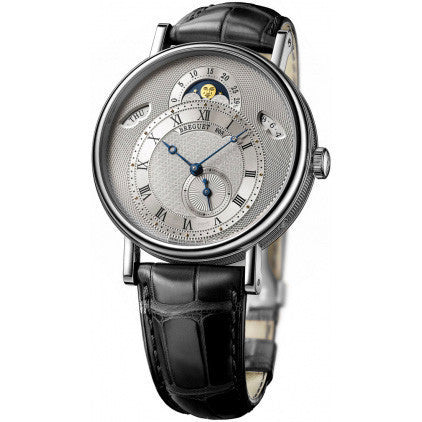 Breguet Classique Complete Calendar Moonphase 7337bb/1e/9v6 Pre-Owned