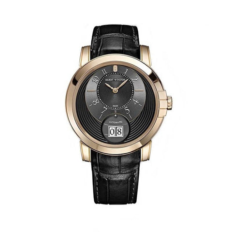 Harry Winston Midnight Big Date MIDABD42RR002